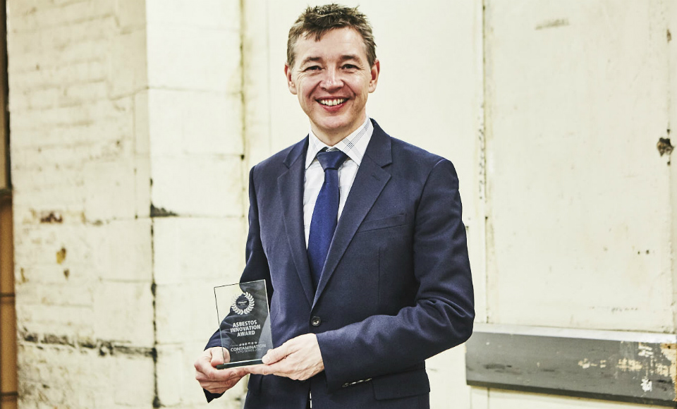 Nick Garland Assure360 winner innovation award